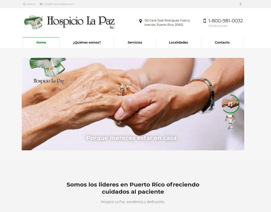 Hospicio La Paz